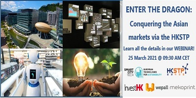 ENTER THE DRAGON: Conquering the Asian Markets via the HKSTP